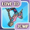 Love to jump